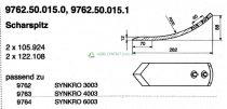 Pöttinger Synkro kultivátor egyeneskés