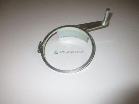 M-5615 kéttárcsás műtrágyaszóró elzárócső bal